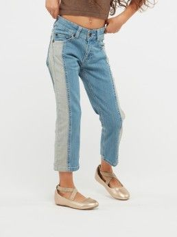 DUO TONE JEANS