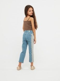 JEANS DUO TONE